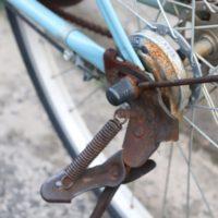 自転車のサビ対策