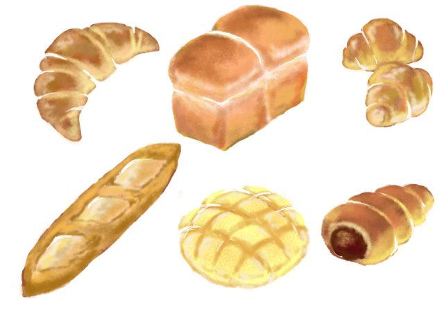 手作りパンの魅力