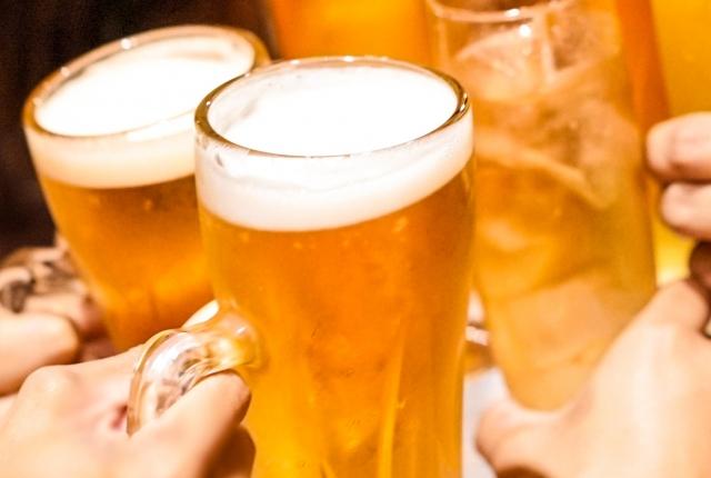 アルコールとむくみ