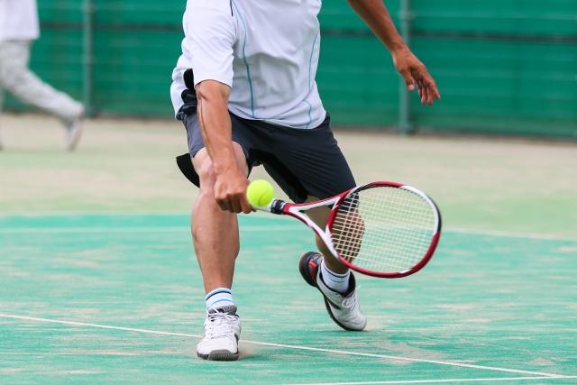 テニスの魅力