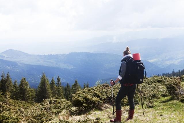 テント泊登山の楽しみ方