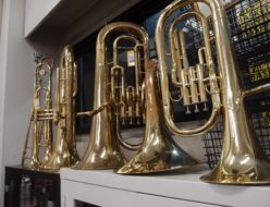 吹奏楽器 販売中