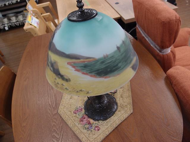 アンティーク調 テーブルランプ