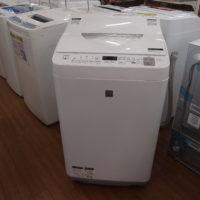 5.5㎏洗濯乾燥機 ES-T5E5
