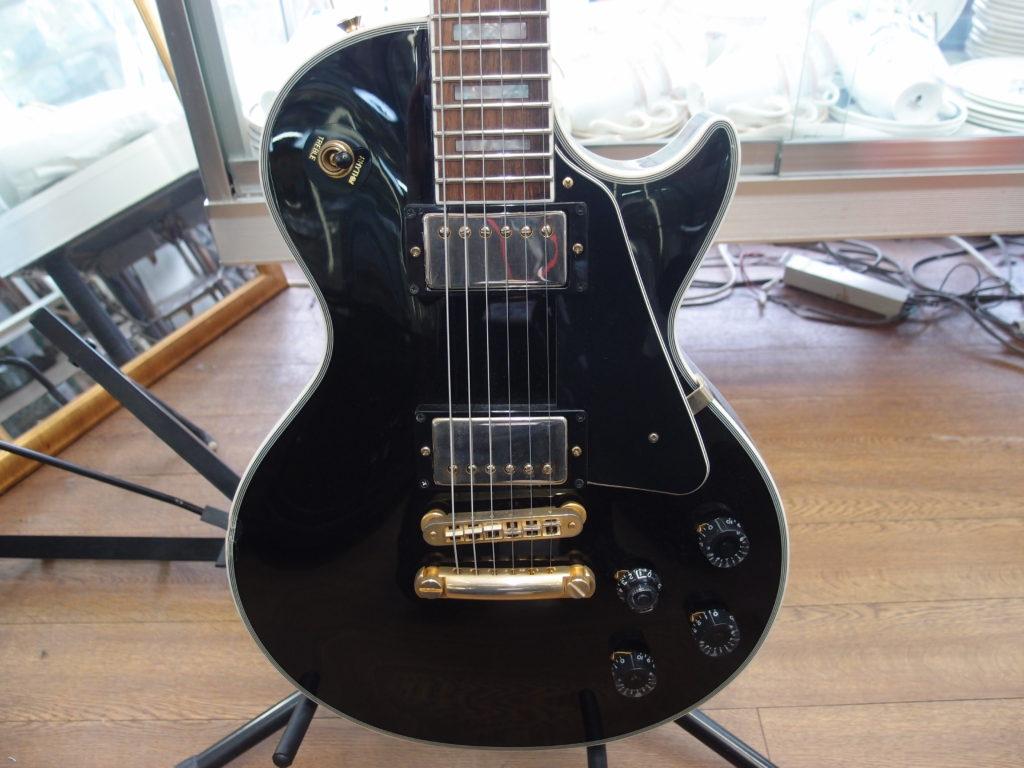 エレキギター,ブラックビューティー,