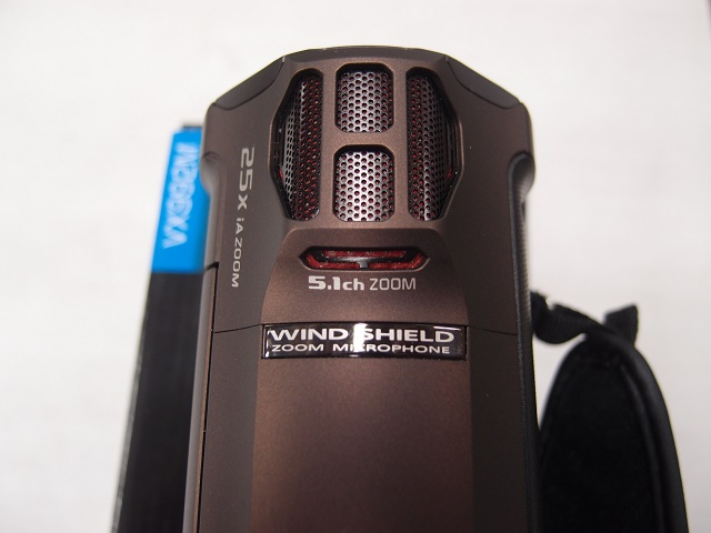 Panasonic 4Kビデオカメラ HC-VX992M