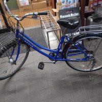 丸石サイクル シティ車 ママチャリ
