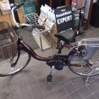 電動アシスト自転車 YAMAHA PASnatura
