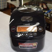 象印 圧力IH5.5合炊飯器 NP-BK10