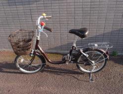 20インチ自転車 ブリヂストン