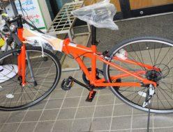 未使用品 ミムゴ 折りたたみクロスバイク