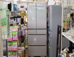 475L6ドア冷蔵庫 日立 R-HW48N 2020年製 ガラストップ