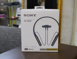 SONY Bluetooth WI-C600N