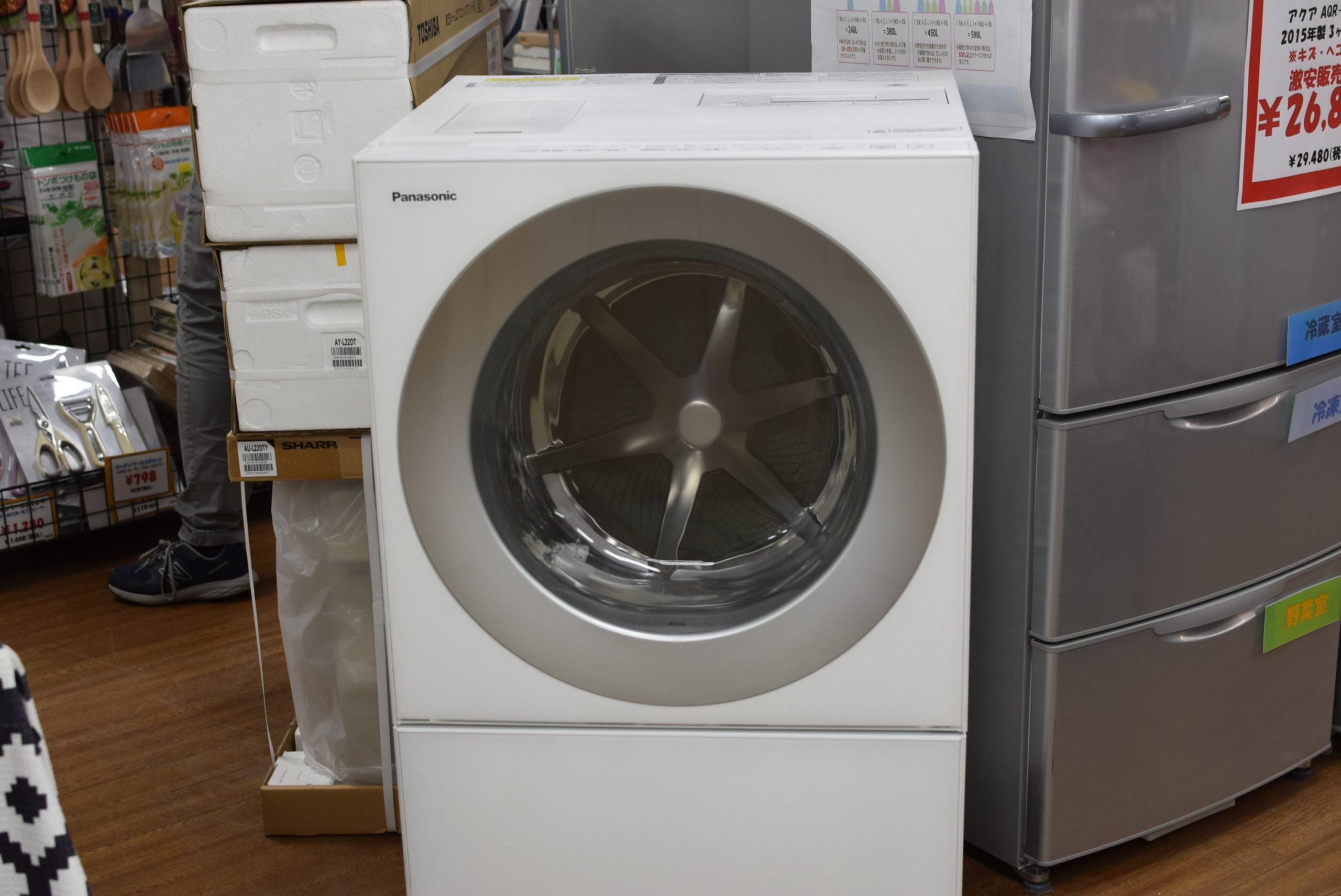 Panasonic NA-VG710R ドラム洗濯機