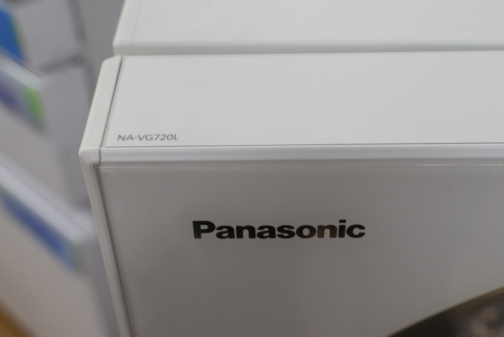 Cuble NA-VG720L ドラム洗濯機 パナソニック
