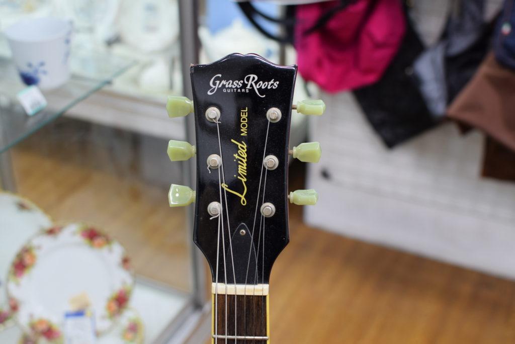 グラスルーツ ギター リミテッド レスポール