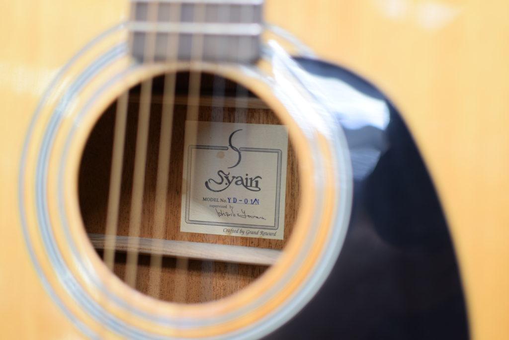 アコースティックギター ヤイリ YD-01